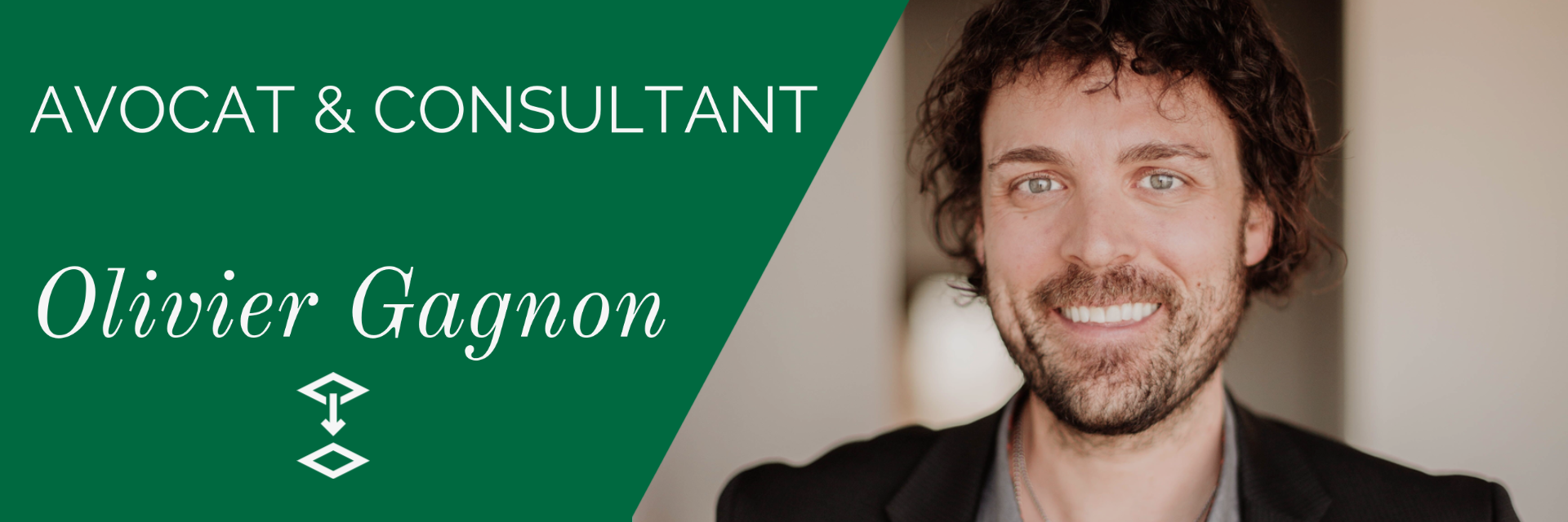 Olivier Gagnon, LL.B./M.B.A. Consultant & Avocat Droit commercial & agricole